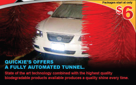 Quickies quality car wash express car wash in corona ca solutioingenieria Gallery